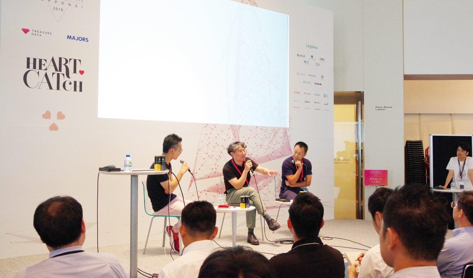 Photo of 「デジタルトランスフォーメーションの源泉は中国にある」|PLAZMA Roppongi トークセッション