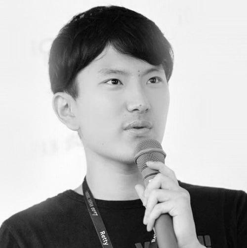 吉田 健人<br>Taketo Yoshida