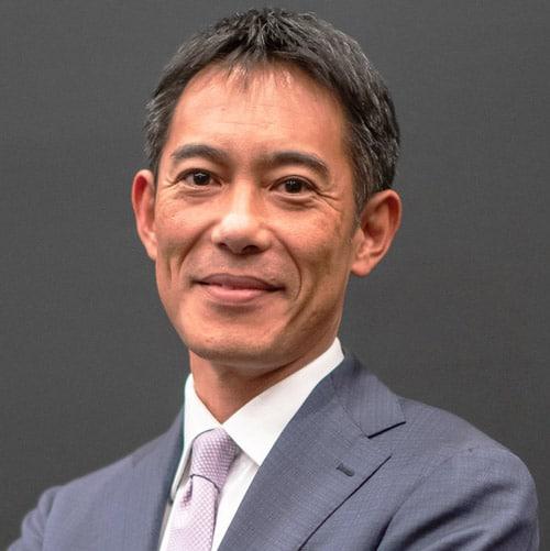 井戸 靖彦<br>Yasuhiko Ido