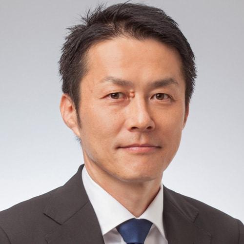 湯田 克久<br>Katsuhisa Yuda