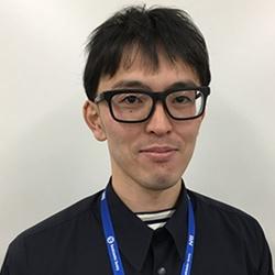 中井 秀<br>Hizuru Nakai