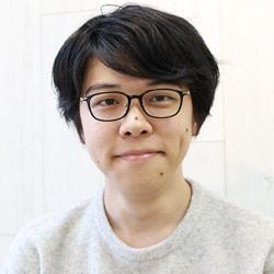 財津 大夏<br>Hiroka Zaitsu