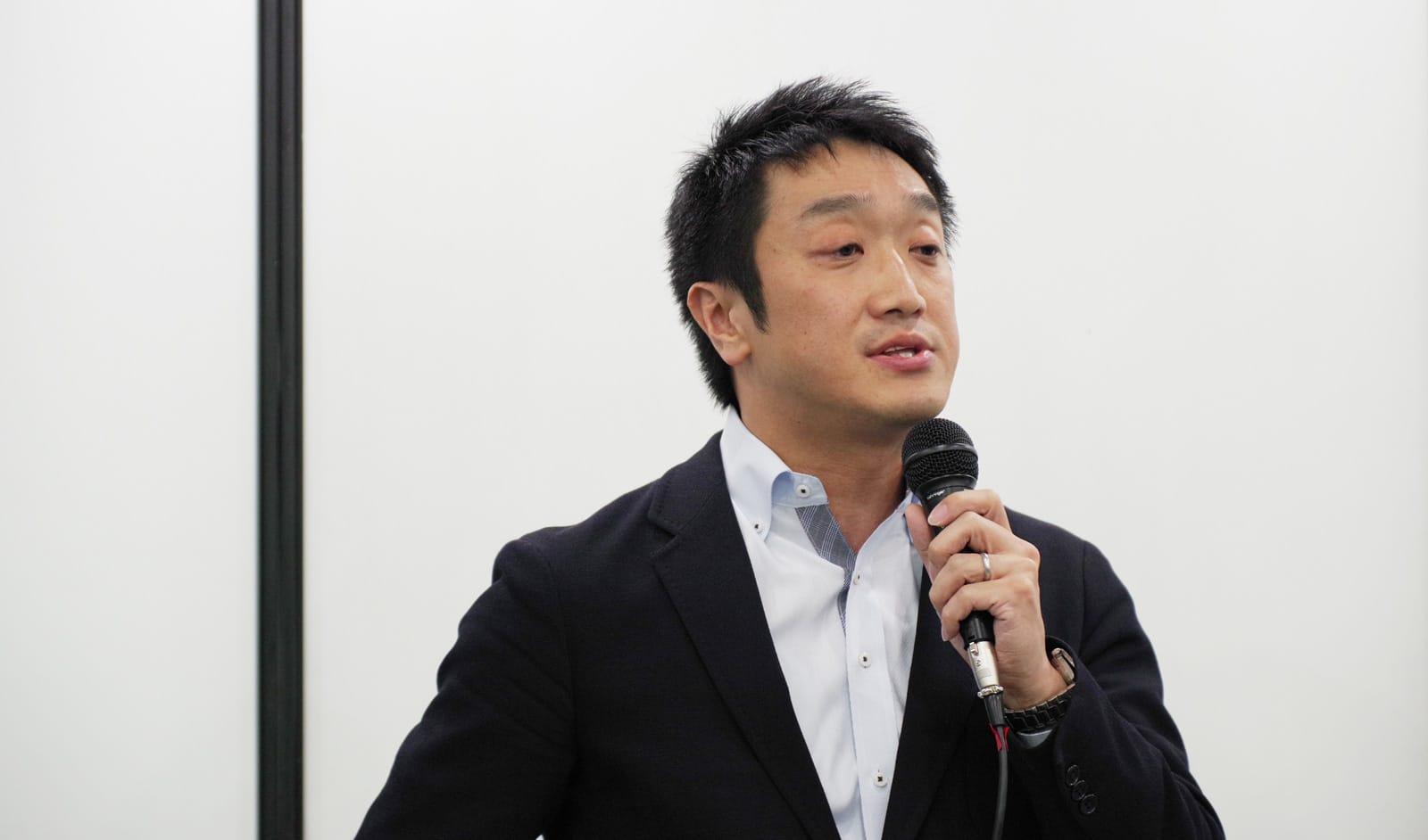 近藤 洋司氏