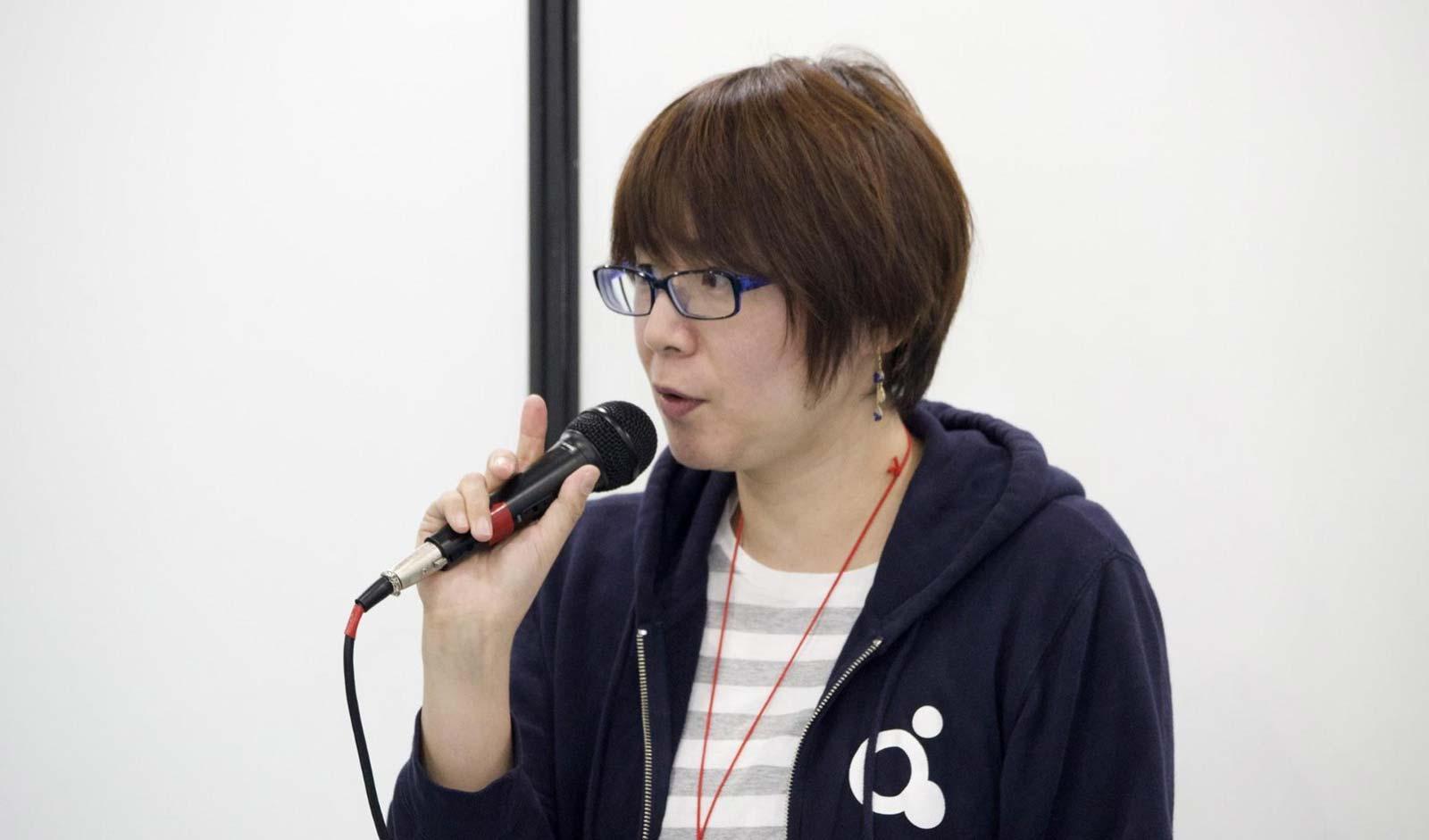 SATORI株式会社 マーケティング営業部 マーケティンググループ グループ長 相原 美智子氏