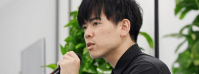 株式会社シンカー 取締役CAO(Chief Analytics Officer)岩瀬 央氏