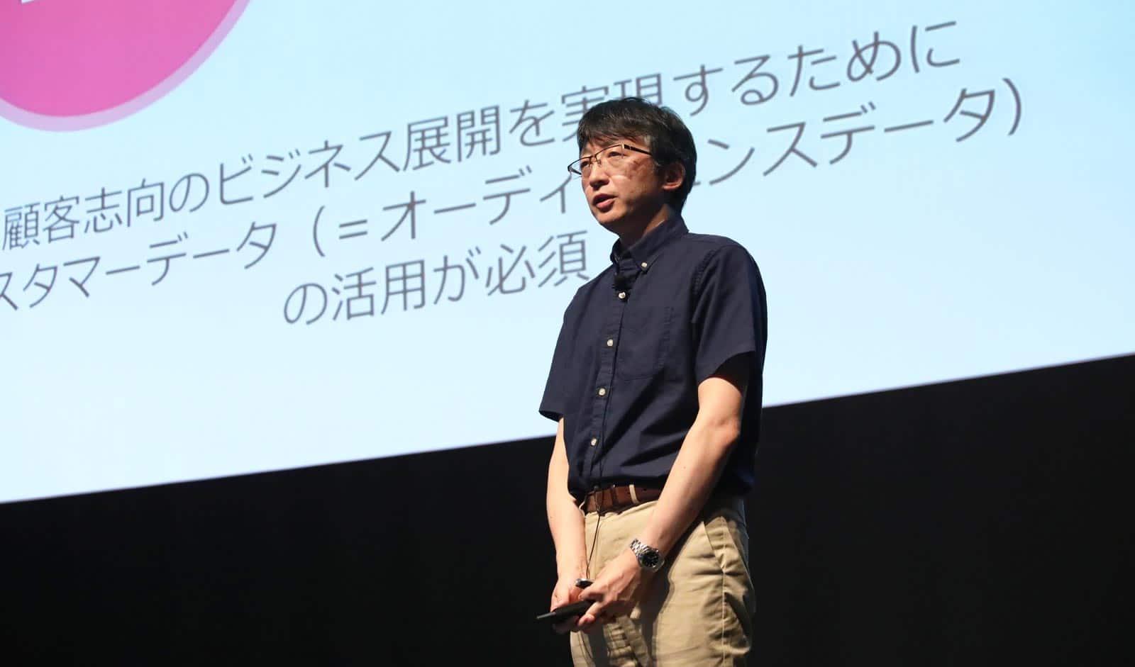 株式会社朝日新聞社 マーエティング本部 絵山 直樹 氏