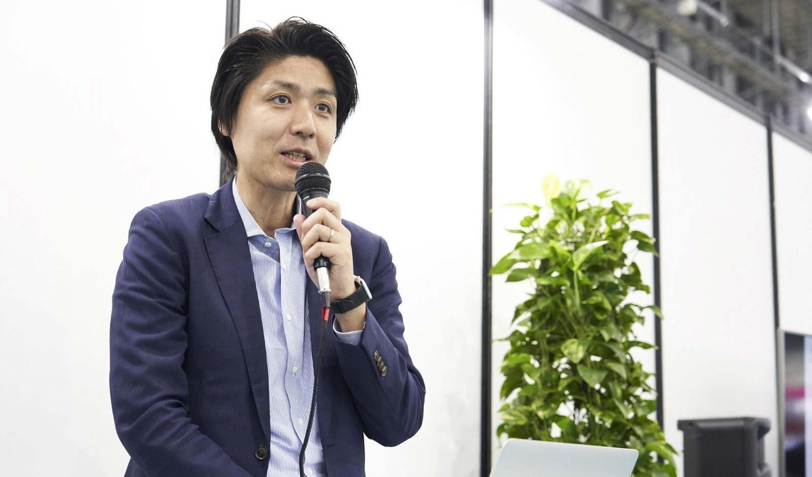 株式会社ビービット 代表取締役 遠藤 直紀氏
