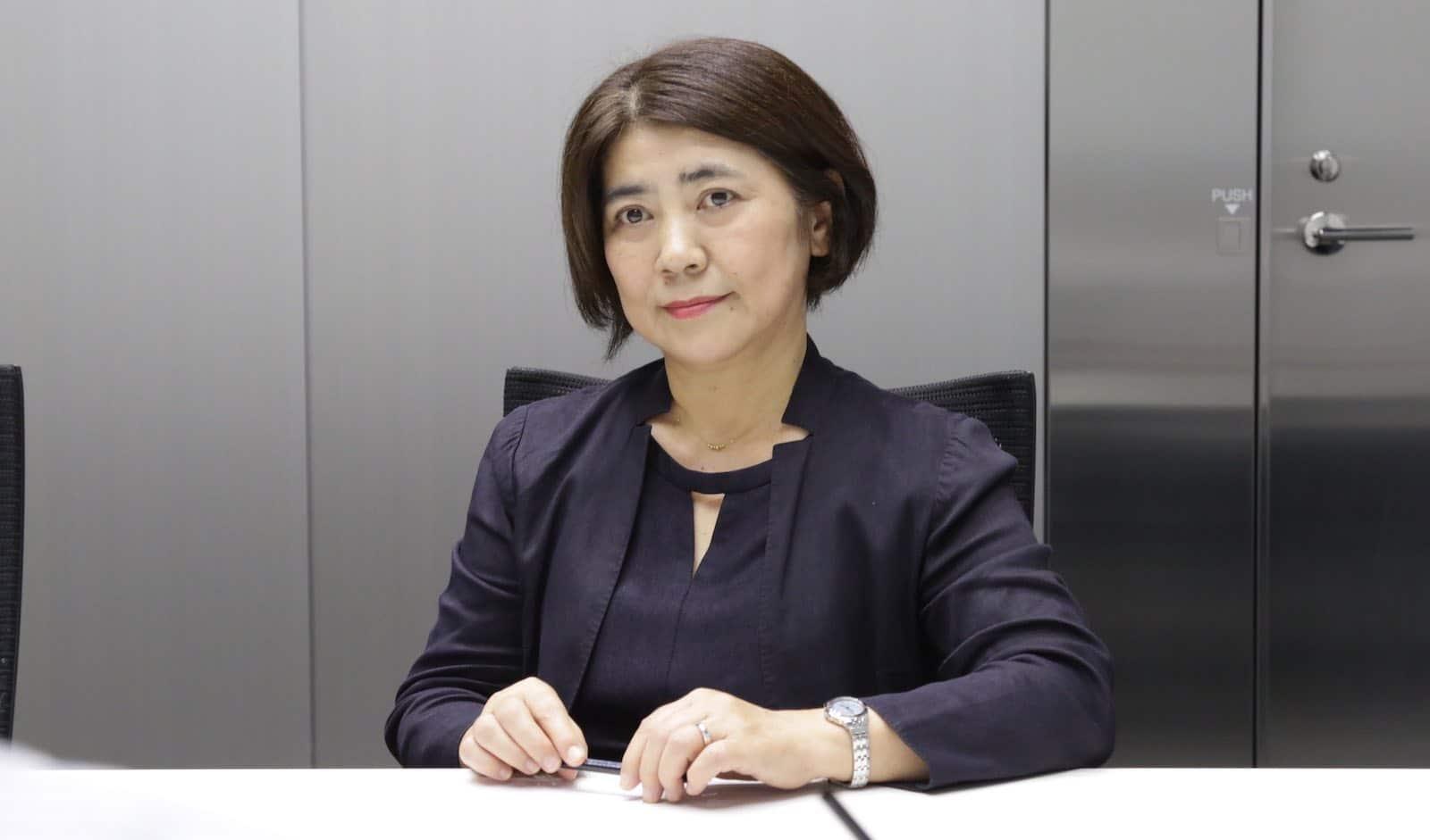 株式会社東芝 技術企画部 サイバーセキュリティセンター  参事 斯波 万恵氏