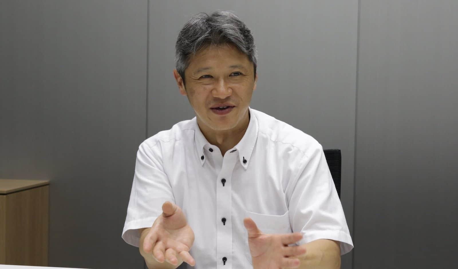 株式会社東芝 技術企画部 サイバーセキュリティセンター 参事 岡田 光司氏