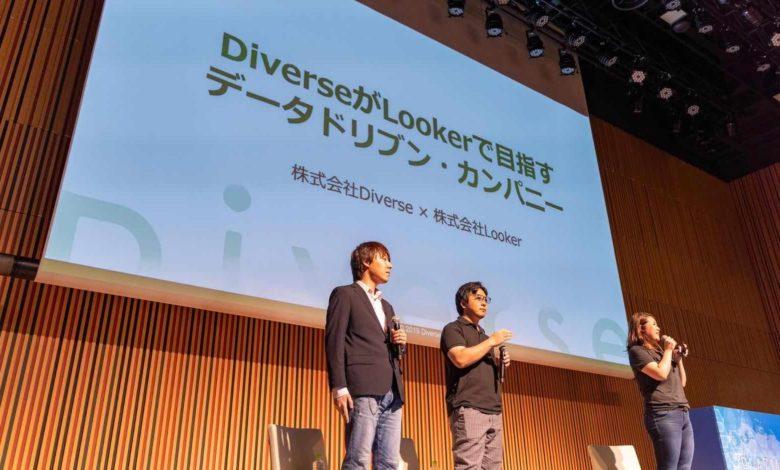 Photo of マッチングサービスがLookerで実現したデータドリブンなアプローチ|株式会社Diverse