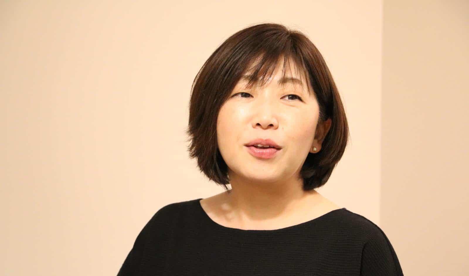 電気新聞 メディア事業局 圓浄 加奈子 氏