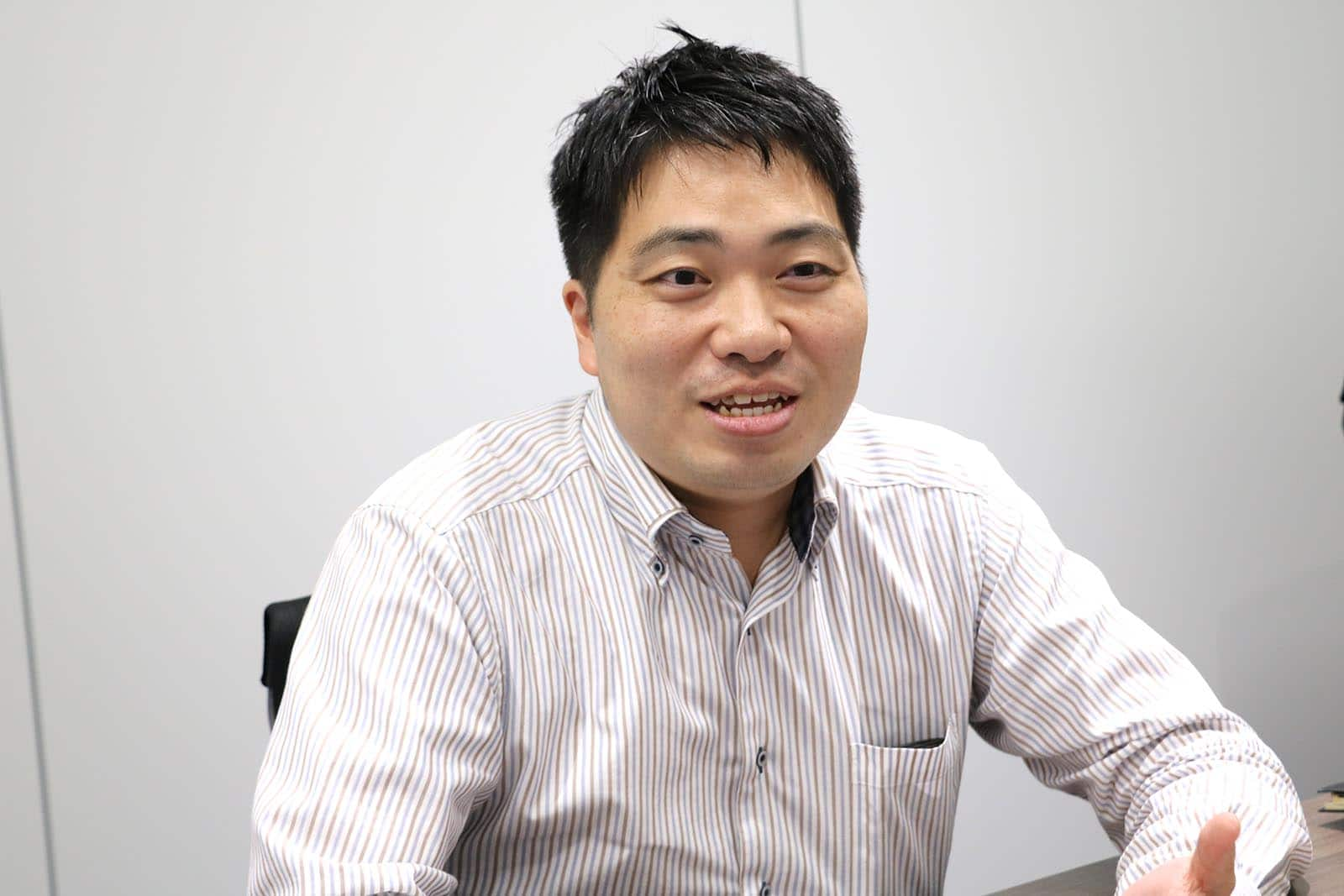 株式会社富士キメラ総研 第二部門 花棚 洋 氏