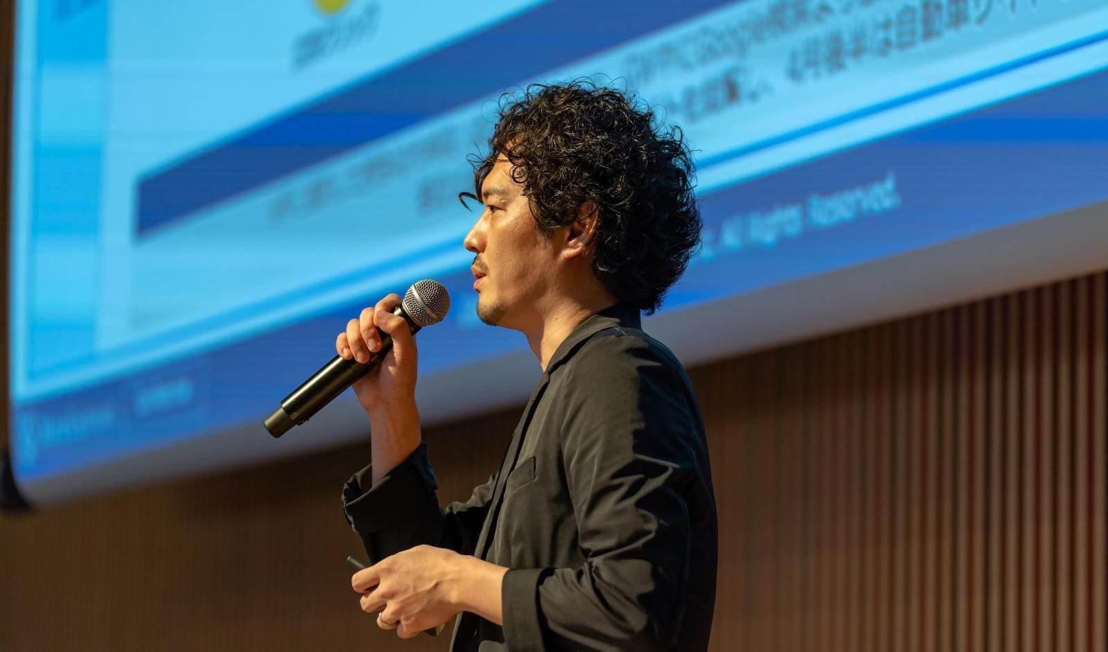 サイバー・コミュニケーションズ データ・ソリューション・ディビジョン ディビジョンマネージャー 兼 DataCurrent 取締役社長 多田哲郎氏