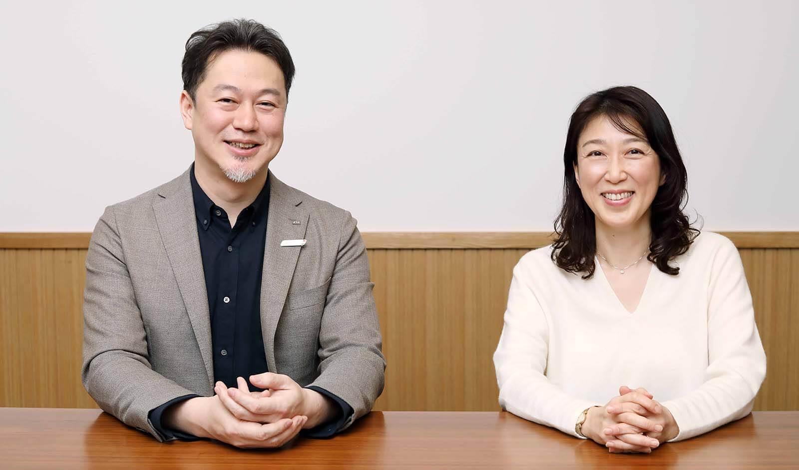 株式会社JTB 福田氏、山上氏