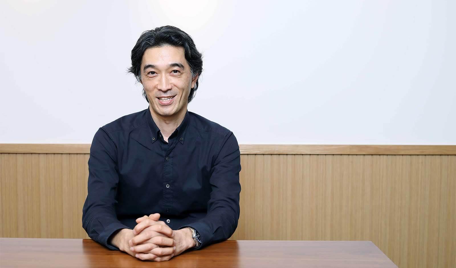 パナソニック株式会社 富岡氏