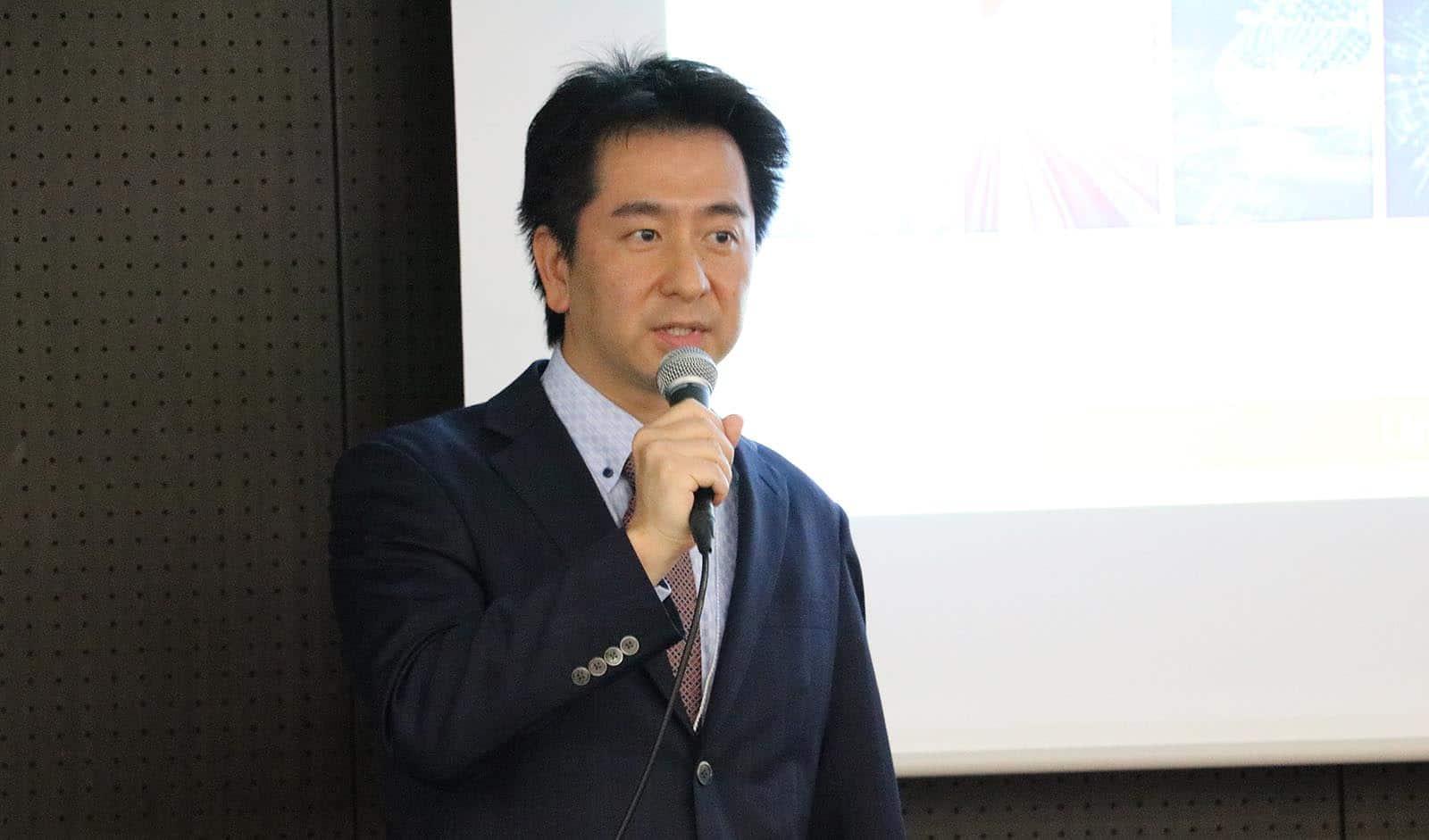 アーム株式会社 IoT セールス&事業開発ディレクター 春田 篤志 氏