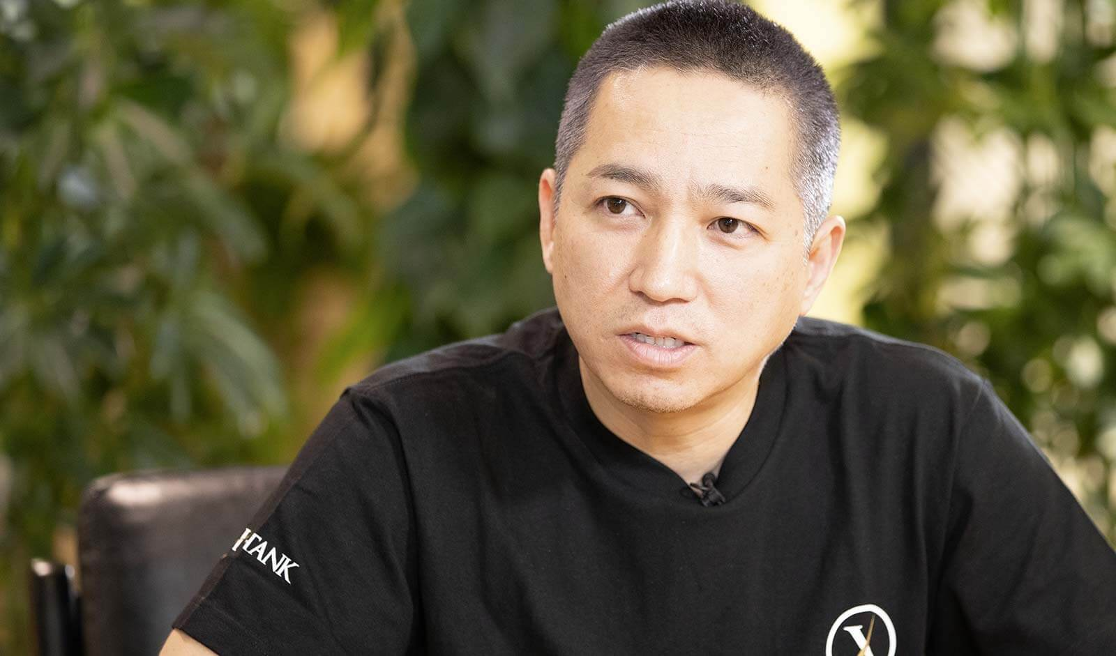 X-TANKコンサルティング CEO 伊藤嘉明氏