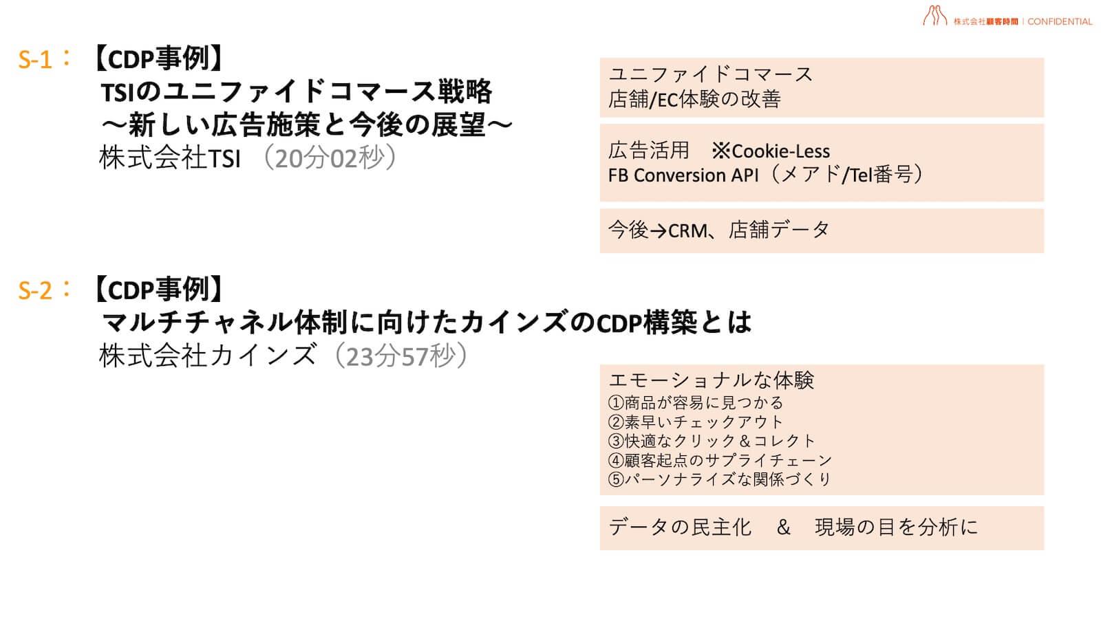 イベント振り返り:CDP事例4例_part1