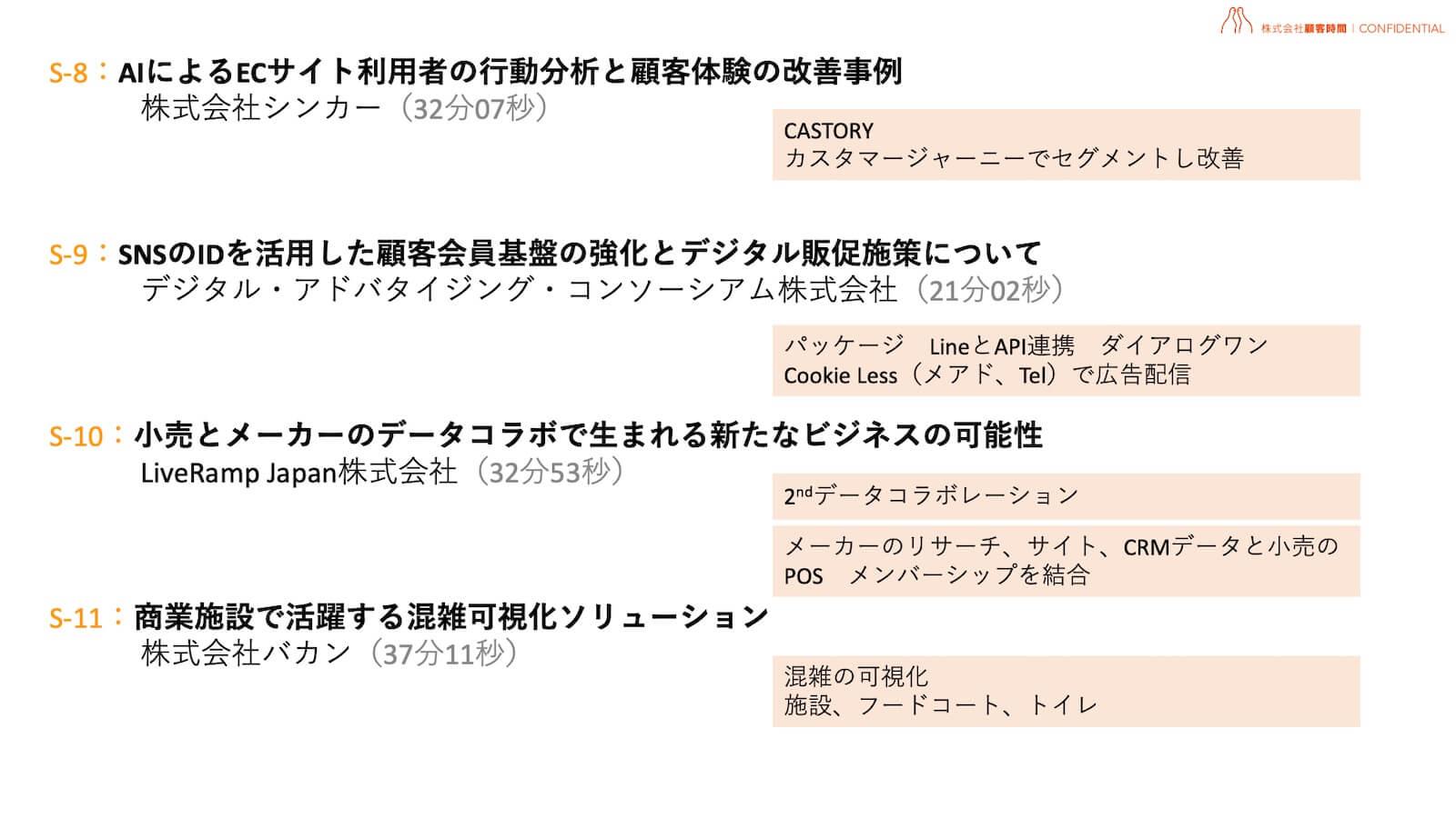 イベント振り返り:パートナーソリューション4例_part2